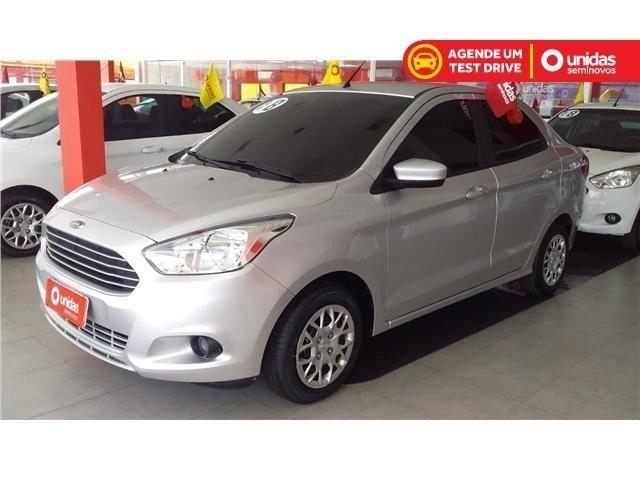 KA+Sedan!!!! Com IPVA 2020 Pago - Foto 5