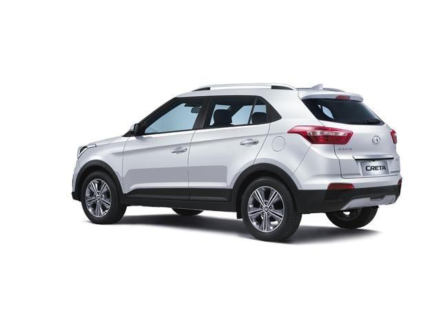 Hyundai Creta 1.6 16v flex pulse plus automático - Foto 5