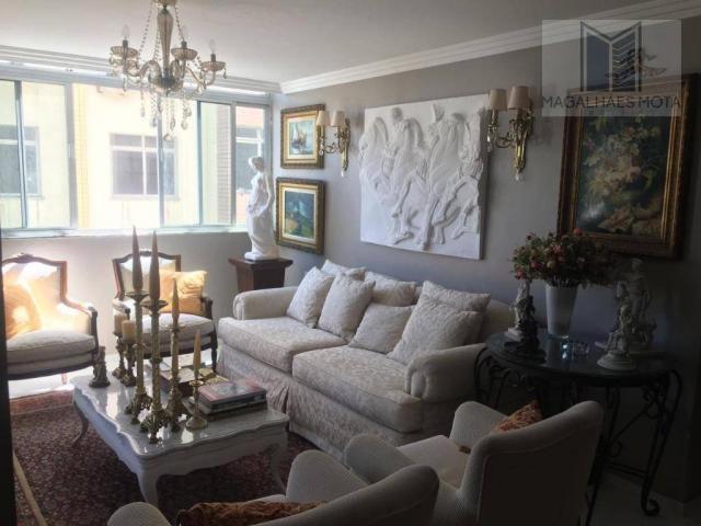 Apartamento com 3 dormitórios à venda, 100 m² por R$ 260.000 - Papicu - Fortaleza/CE - Foto 5
