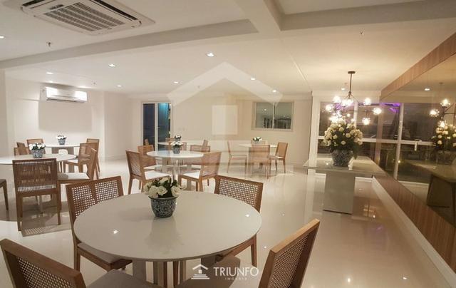 (RG) TR18983 - Apartamento à Venda no Luciano Cavalcante com 3 Quartos! - Foto 3
