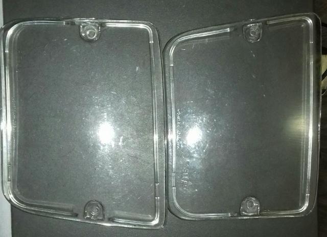 Roteadores, DVD, Antena e interfone e também lente de farol de milha do uno - Foto 3