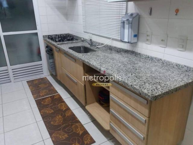 Apartamento à venda, 96 m² por R$ 655.000,00 - Santa Paula - São Caetano do Sul/SP - Foto 4