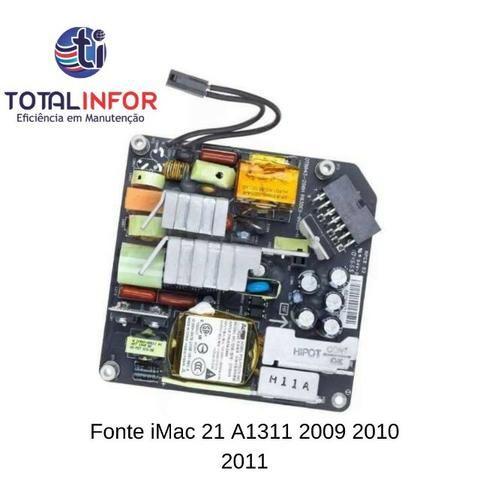 Fonte iMac 21 A1311 2009 2010 2011 - Apple - Assistência Tecnica Df