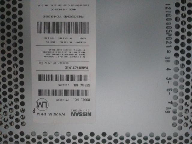 CD Player - Nissan - Original - Foto 3