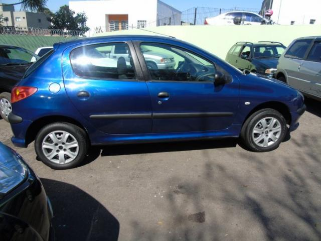 Peugeot 206 2007 1.4 sensation 8v flex 4p manual - Foto 6