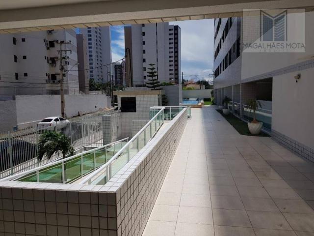 Apartamento com 3 dormitórios à venda, 70 m² por R$ 480.000 - Engenheiro Luciano Cavalcant - Foto 7