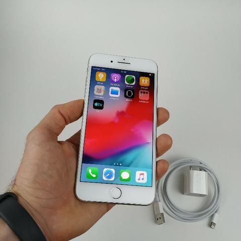Lindo Iphone 7 plus 32GB Prata! Com Garantia - Foto 3