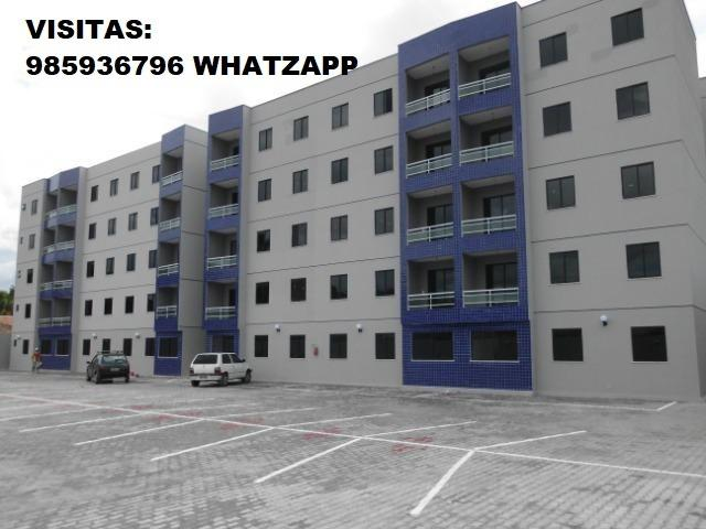 Apartamento na Maraponga com 3 Quartos.