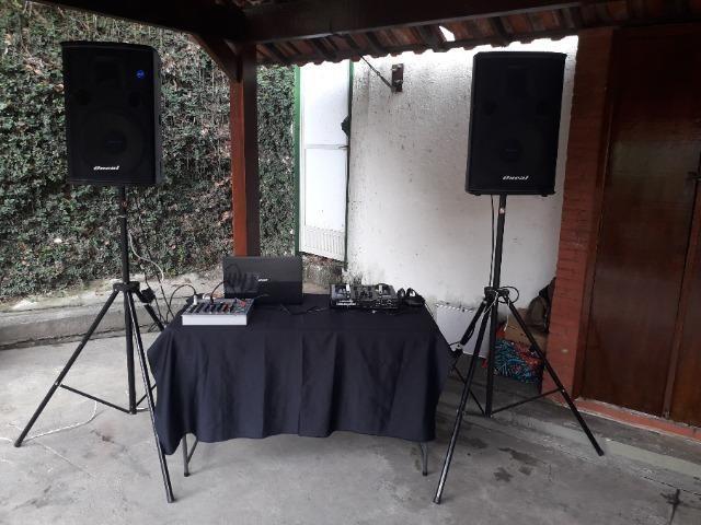 Som, iluminação e DJ - Foto 5