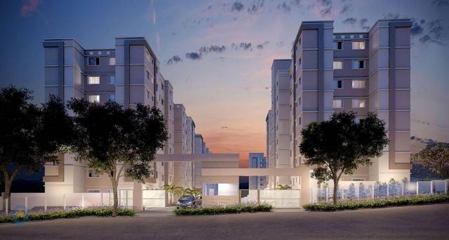 Alugue Apartamento de 60 m² (Acqua Ville, Jardim Morumbi, Londrina-PR) - Foto 9