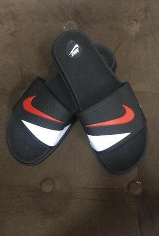 Chinelos/sandálias/slide / confort nike adidas - Foto 5