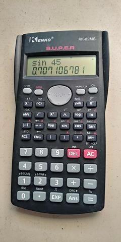 Calculadora científica - Foto 5
