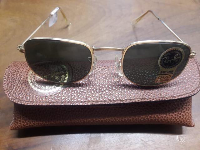 Óculos Ray-Ban - Relíquia - Bausch   Lomb - Bijouterias, relógios e ... 6525324712