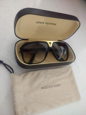 ab21cb241364a Vendo óculos de sol da luiz vuitton original evidence - Bijouterias ...