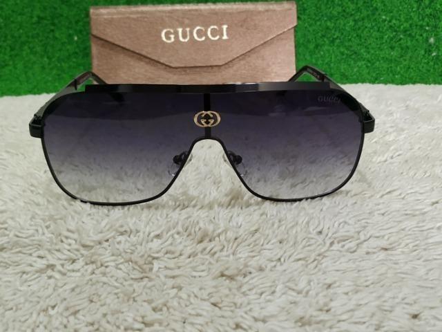 Óculos Gucci Mask   máscara preto - Bijouterias, relógios e ... 2427dc4087