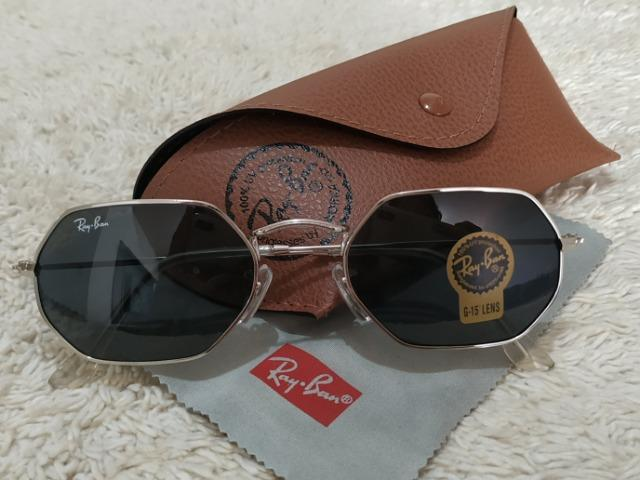 Óculos Octagonal, unissex - Bijouterias, relógios e acessórios ... c87016ea3c