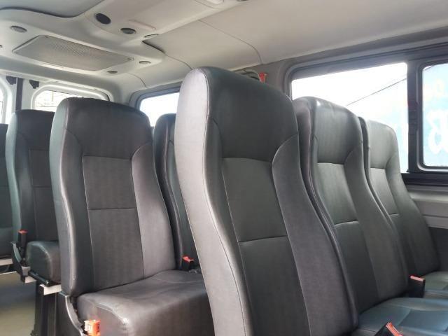 Mercedes-benz Sprinter Van 2.2 Cdi 415 Branca 2019 Escolar - Foto 7