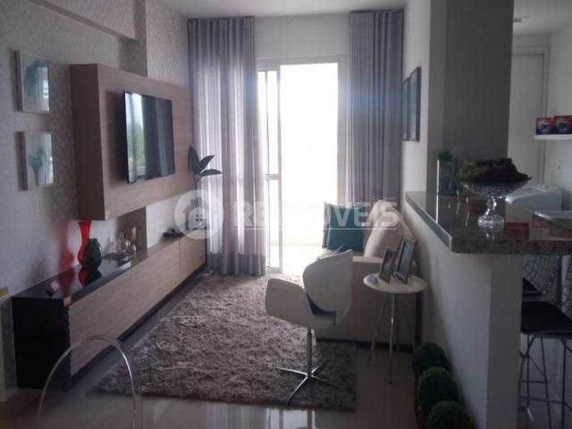 Apartamento à venda com 3 dormitórios em Parque amazônia, Goiânia cod:1706 - Foto 16