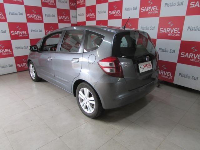 Honda Fit 1.5 EX automático, só DF, Revisões em dia. Confira! - Foto 3
