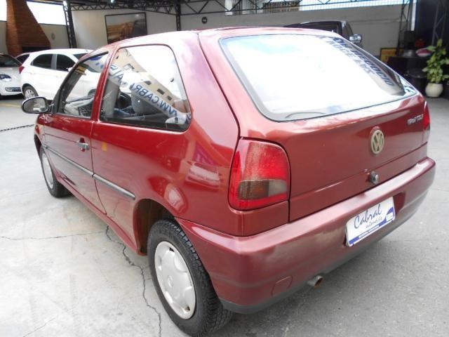 VolksWagen Gol CLi / CL/ Copa/ Stones 1.6 - Vermelho - 1996 - Foto 13