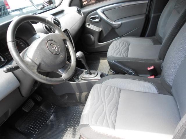 Renault DUSTER Dynamique 2.0  Hi-Flex 16V Aut. - Preto - 2013 - Foto 10