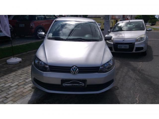 Volkswagen Gol G6 1.0 Mi Total Flex 8V 4P - Foto 2