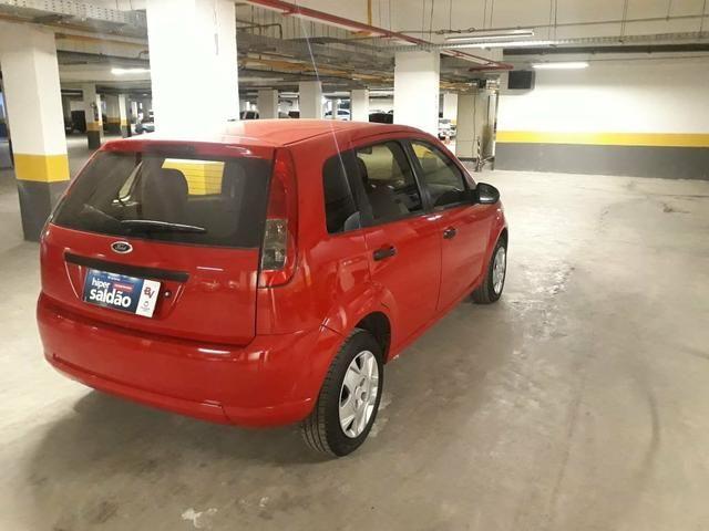 Fiesta hb 1.6 completo 2011!!!gnv!!! preço real anunciado!!! financio sem entrada!!! - Foto 5