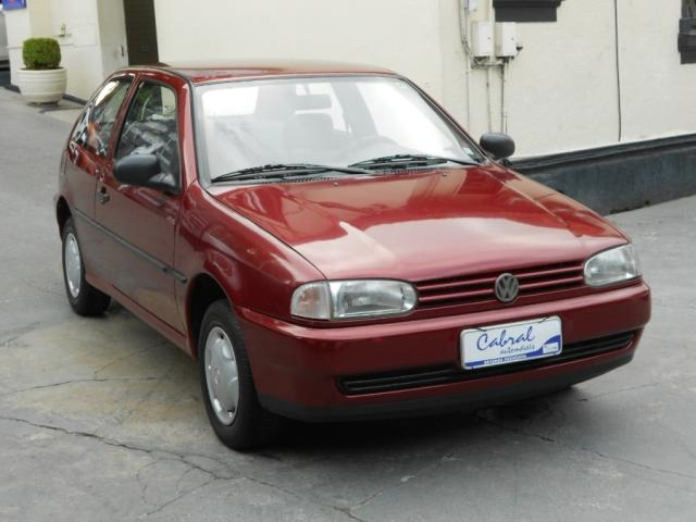 VolksWagen Gol CLi / CL/ Copa/ Stones 1.6 - Vermelho - 1996 - Foto 3