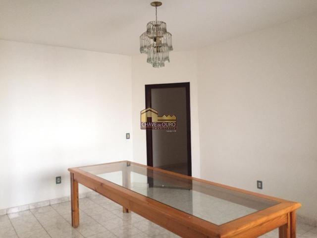 Casa para aluguel, 3 quartos, 2 vagas, Nossa Senhora da Abadia - Uberaba/MG - Foto 4