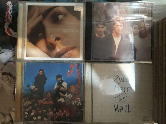 CDs a venda