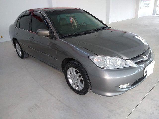 Honda civic LX 1.7 115 CV 2006 Automático - Foto 12