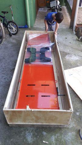 Elevador para motos 350 kg fábrica 24horas zap - Foto 4