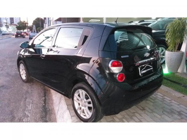 Chevrolet SONIC HB LTZ 1.6 16V Flexpower 5P Aut. - Foto 4