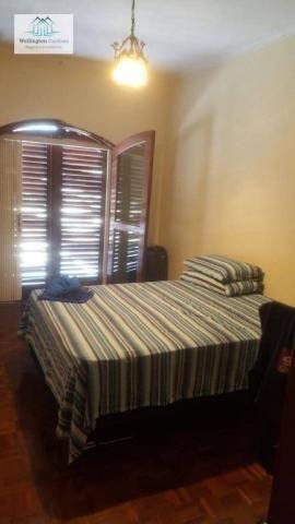 Sobrado com 4 dormitórios para alugar, 339 m² por R$ 5.000/mês MAIS IPTU DE R$350,00 - Jar - Foto 8