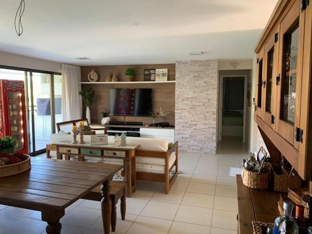 Apartamento à venda com 4 dormitórios em Praia do japão, Aquiraz cod:DMV185 - Foto 7