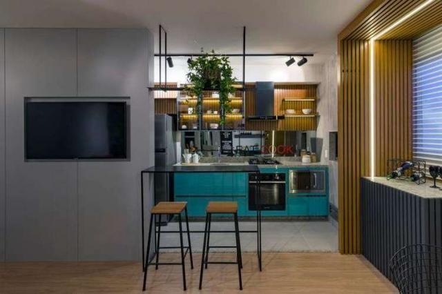 Enjoy - Apartamento de 2 ou 3 quartos com ótima localização em Londrina, PR - Foto 5