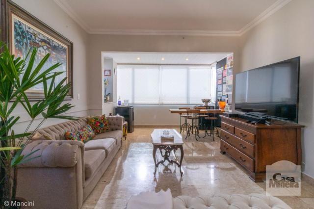 Apartamento à venda com 4 dormitórios em Anchieta, Belo horizonte cod:267562 - Foto 2