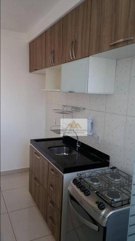 Apartamento com 2 dormitórios à venda, 47 m² por R$ 181.000 - Nova Aliança - Ribeirão Pret - Foto 5