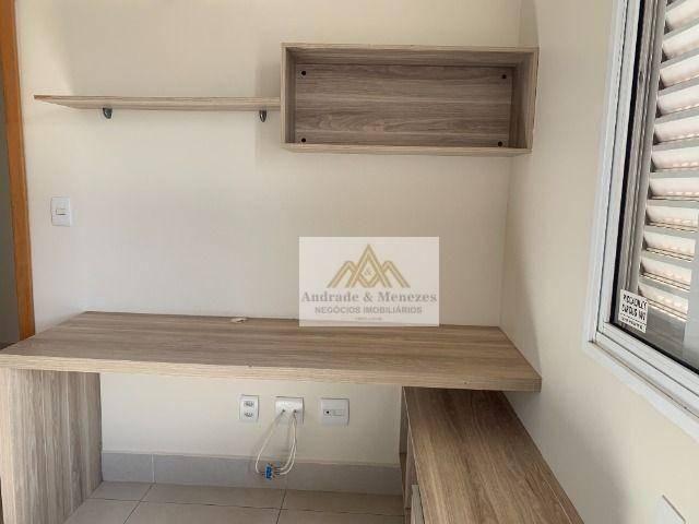 Apartamento com 4 dormitórios à venda, 123 m² por R$ 580.000,00 - Santa Cruz do José Jacqu - Foto 16