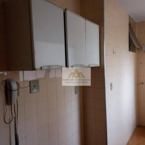 Apartamento com 1 dormitório para alugar, 69 m² por R$ 750,00/mês - Centro - Ribeirão Pret - Foto 9