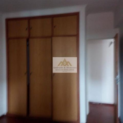 Apartamento com 1 dormitório para alugar, 69 m² por R$ 750,00/mês - Centro - Ribeirão Pret - Foto 15