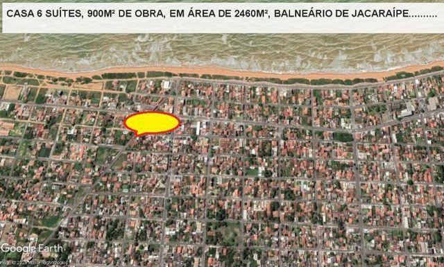 Mansão, aluguel ou venda, imóvel ideal para clinica, Jacaraípe, Serra, ES - Foto 20