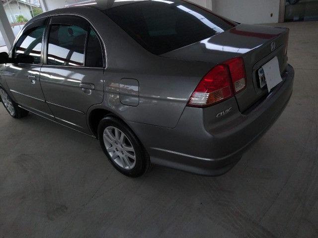Honda civic LX 1.7 115 CV 2006 Automático - Foto 9