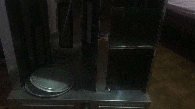 Máquina de sanduíche grego