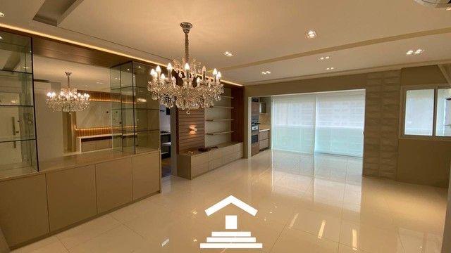 RS Apartamento de 131 metros - todo projetado e climatizado com ITBI E CARTÓRIO GRÁTIS