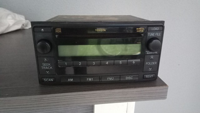 Rádio Hilux 2006 2015