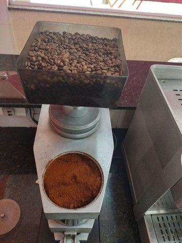 Máquina De Café Expresso Italian Coffee + Moinho FARAT - Foto 4