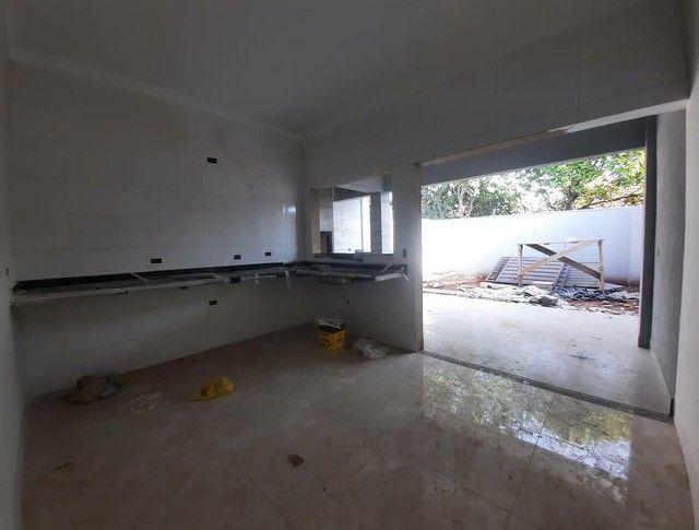 Taveiropolis Linda Casa com Área Gourmet 3 Quartos sendo um Suite Terreno nos Fundos  - Foto 2