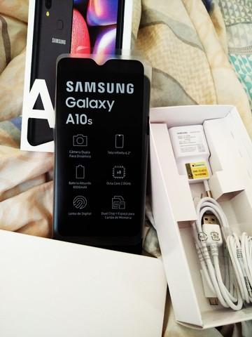 Samsung Galaxy A10s novo na caixa - Foto 4