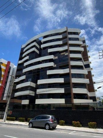 Apartamento de 100m² no melhor da jatiuca *totalmente nascente - Foto 2